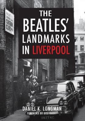 Beatles' Landmarks in Liverpool book