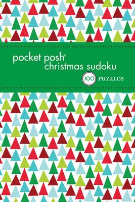 Pocket Posh Christmas Sudoku 6 by The Puzzle Society
