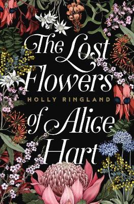 Lost Flowers of Alice Hart book