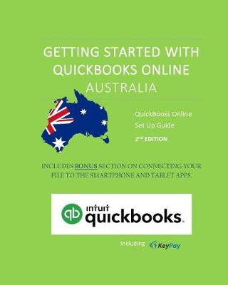 Getting Started with QuickBooks Online Australia by Priscilla Meli