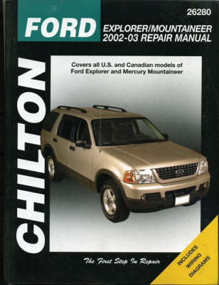Ford Explorer, Merc Mountaineer (2002-03) by Robert Maddox
