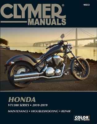 Clymer Honda VT1300 (2010-2018) by Haynes Publishing