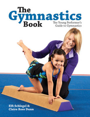Gymnastics Book by Claire Dunn