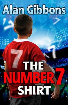 Number 7 Shirt book
