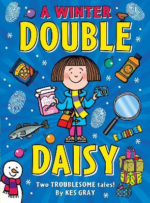 A Winter Double Daisy by Kes Gray