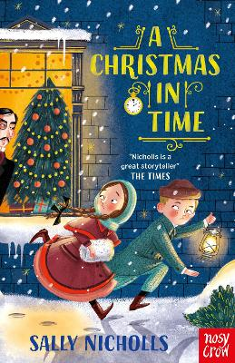 A Christmas in Time book
