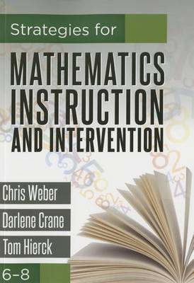 Strategies for Mathematics Instruction and Intervention, 68 by Chris Weber