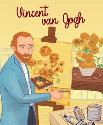 Vincent Van Gogh Genius by Isabel Munoz