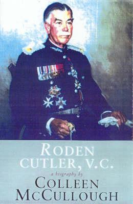 Roden Cutler, VC book
