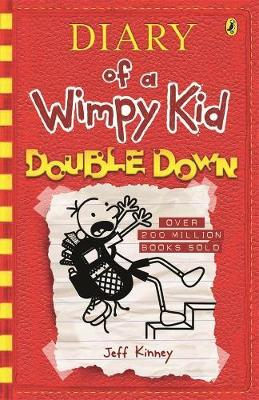 Double Down: Diary of a Wimpy Kid (BK11) by Jeff Kinney