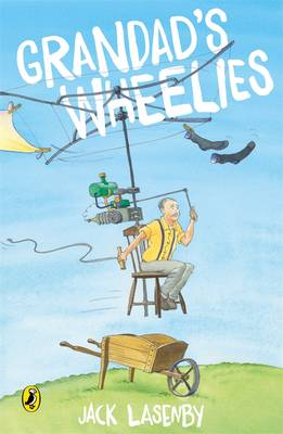Grandad's Wheelies by Jack Lasenby