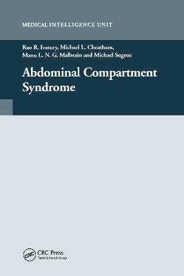 Abdominal Compartment Syndrome book