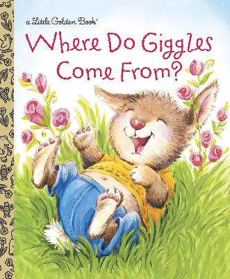 Where Do Giggles Come From? book