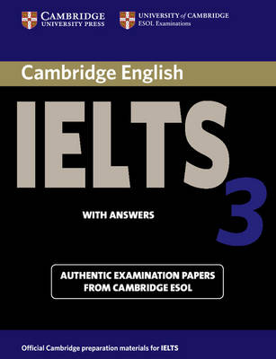 Cambridge IELTS 3 Student's Book with Answers book