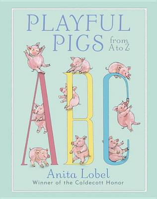 Playful Pigs from A to Z book