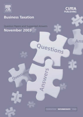 Business Taxation by Graham Eaton