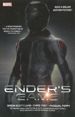 Ender's Game Graphic Novel book
