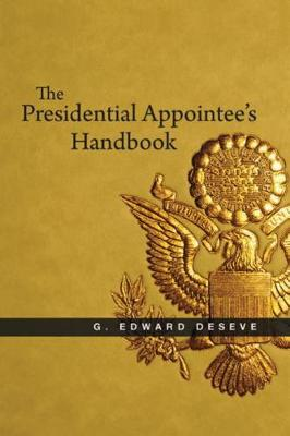 Presidential Appointee's Handbook book