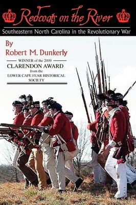 Redcoats on the River by Robert M Dunkerly