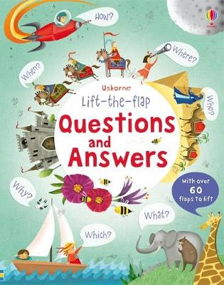 Lift-the-flap Questions and Answers by Katie Daynes