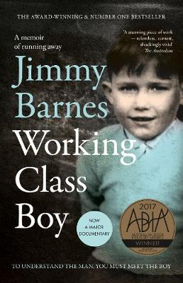 Working Class Boy Tv Tie In by Jimmy Barnes