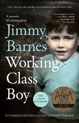 Working Class Boy Tv Tie In by Jimmy Barnes