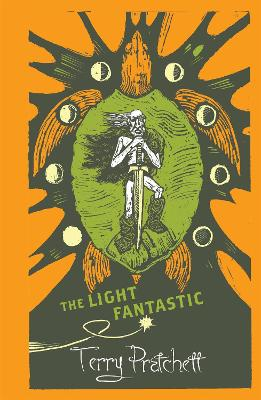 Light Fantastic by Terry Pratchett