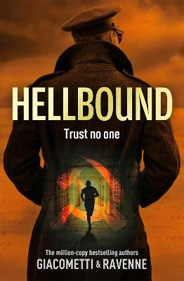 Hellbound: The Black Sun Series, Book 3 by Giacometti