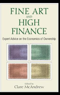 FINE ART AND HIGHT FINANCE book