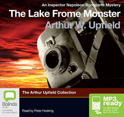 Lake Frome Monster book