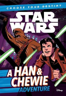 A Han and Chewie Adventure by Star Wars