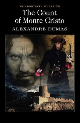 Count of Monte Cristo by Alexandre Dumas