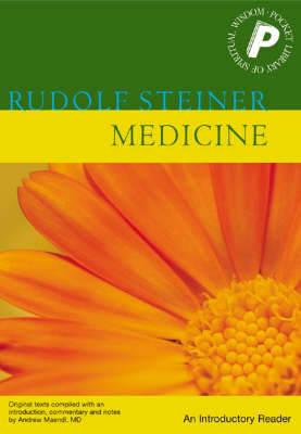 Medicine by Rudolf Steiner