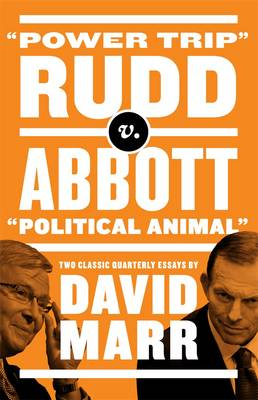 Rudd V. Abbott by David Marr