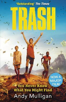 Trash by Andy Mulligan