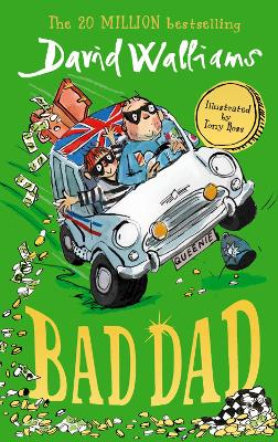 Bad Dad book