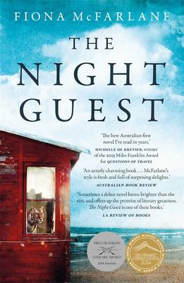 Night Guest book