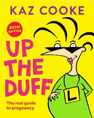Up the Duff 2021 edition book