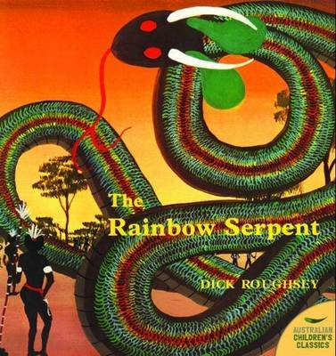 Rainbow Serpent by Roughsey