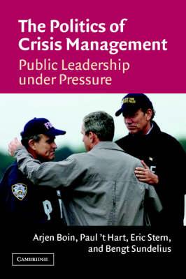 Politics of Crisis Management book