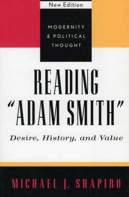 Reading 'Adam Smith' by Michael J. Shapiro