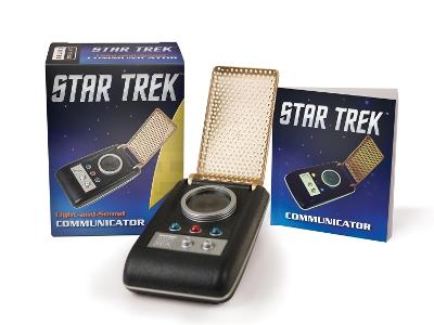 Star Trek: Light-and-Sound Communicator by Chip Carter