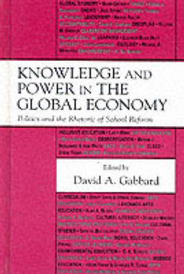 Knowledge and Power in the Global Economy book