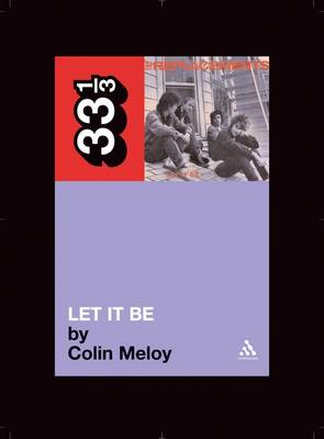 Replacements' Let it be book
