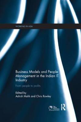 Business Models and People Management in the Indian IT Industry book