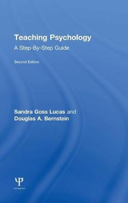 Teaching Psychology by Douglas A. Bernstein