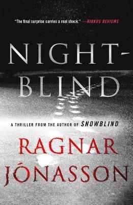 Nightblind by Ragnar Jonasson