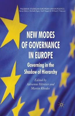 New Modes of Governance in Europe by Adrienne Heritier