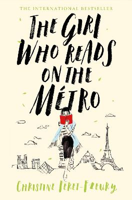 The Girl Who Reads on the Metro by Christine Feret-Fleury