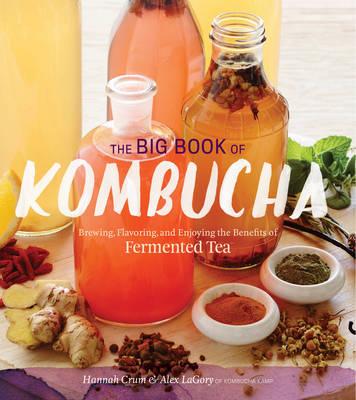 Big Book of Kombucha book